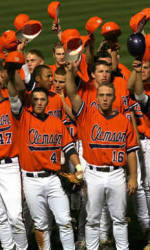 Clemson & Oral Roberts to Begin Action at 3:00 PM on Friday