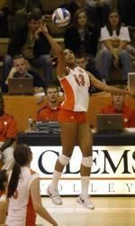 Clemson Receives NCAA Tournament Bid