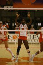 Volleyball's Hepburn Earns CVU.com Blocking Honor