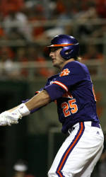 Clemson vs. Oklahoma State NCAA Baseball Regional Final to be Re-Aired on CSS
