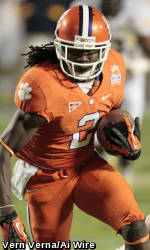 ClemsonTigers.com Exclusive: Watkins Excited About New Role as Punt Returner