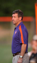 Clemson Men's Soccer Team Will Play UNC-Greensboro Monday Night