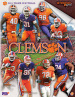 2011 Clemson Football Guides Now Available