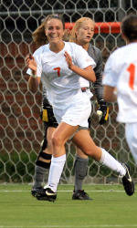 Tiger Women's Soccer Team Opens Season with Win Over Alabama-Birmingham