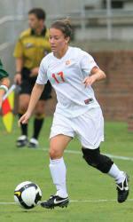 Clemson Women's Soccer Team to Play Host to #10 Virginia Sunday