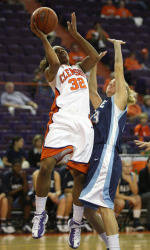 Lady Tigers Return To Littlejohn On Friday To Face James Madison