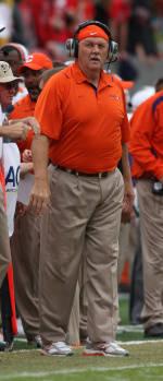 Clemson Football Game Program Feature: Dan Brooks