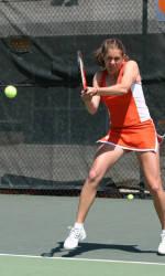 Clemson Defeats Furman In NCAA Women's Tennis Action