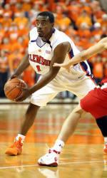 Clemson Men's Basketball Feature: K.C. Rivers
