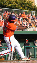 #1-Ranked Tigers Open Series With 5-1 Defeat of Mercer Friday