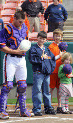 """""""Take the Field with the Tigers"""" Baseball Promotion to be Presented by Clemson Athletics' Partner Academy Sports and Outdoors"""