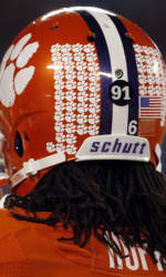 ClemsonTigers.com Exclusive: Tigers Honor No. 91 With First ACC Title Since '91