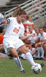 Tiger Tracks: Women's Soccer Scores Twice Against Wake Forest