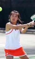 Clemson Women's Tennis Travels to Maryland, Boston College