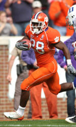 Spiller Garners ACC Football Player of the Week Honors