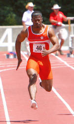 Travis Padgett Turns Professional in Track & Field