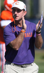 Swinney Feature to Air on ESPN Wednesday at 7:30 PM