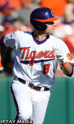 Clemson Baseball Team to Face Elon Tuesday in Clemson, Wednesday in Greenville