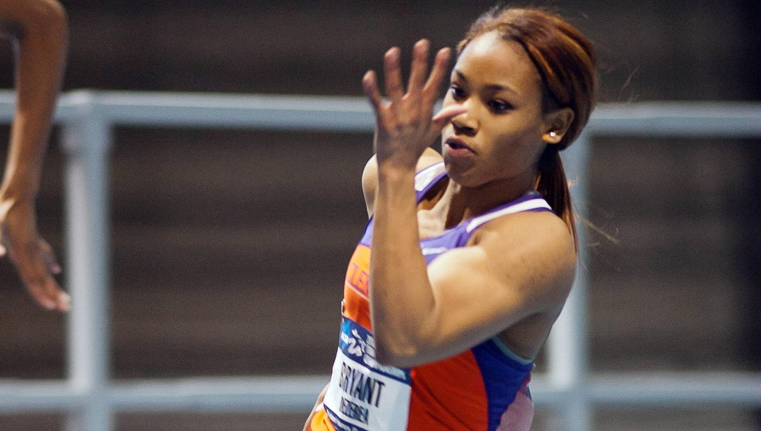 Clemson's Bryant Wins Two Medals at IAAF World Junior Track & Field Championships