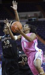 Lady Tigers Fall To # 11/12 Seminoles
