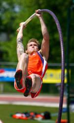 Men's Track & Field Sends 16 to NCAA East Region Championships