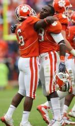 Clemson vs. Florida State Football Game Notes