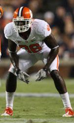 Clemson Football Game Program Feature: Byron Maxwell