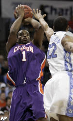 Clemson Falls To No. 1 UNC In Title Game