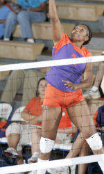 Tiger Volleyball Loses Close Match To Maryland On Friday Night, 3-1