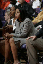 Stephens Promoted To Associate Head Women's Basketball Coach