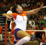 Tigers Defeat Rival South Carolina, 3-0, In Front Of Record Crowd Tuesday Night