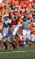 Six Clemson Football Players to Graduate on Saturday