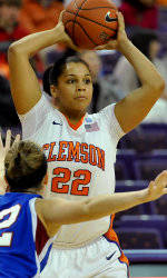 Starting Five Propel Clemson to 76-74 Win at NC State