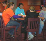Rosman Middle School Students Visit Clemson to Kick Off Tiger Talk! Program
