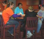 Rosman Middle School Students Visit Clemson to Kick Off Tiger Talk! Program