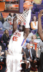 Tigers Top Georgia Tech For Eighth-Straight Win, 87-62