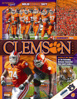 Clemson vs. Auburn Football Game Programs Now Available for Sale on ClemsonTigers.com