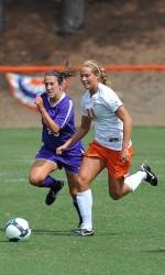 Tiger Women's Soccer Team Drops 2-1 Decision to 15th-Ranked Georgia