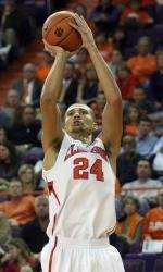 Clemson Men's Basketball Team to Face The Citadel On the Road Wednesday
