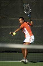 ACC LIVE Spotlights Clemson Women's Tennis on Monday at 6:30 PM