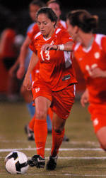 Clemson Women's Soccer Team to Play Host to Wofford in Season Opener Saturday