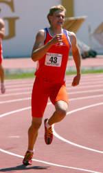 Moss Records Regional Mark in 400m Saturday at Georgia Tech