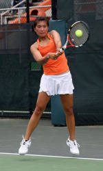 Women's Tennis Prepares for Qualifying Rounds at ITA/Riviera All-American Championships