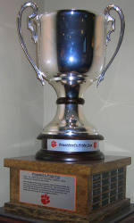 President's Pride Cup Awarded to Women's Track & Field and Cross Country Team for 2010-11