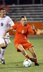 Clemson Women's Soccer Team to Face #6 Florida State on the Road Thursday