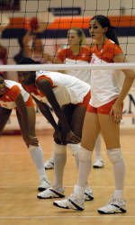 Tiger Volleyball To Play Host To 2007 Big Orange Bash