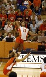 Clemson Volleyball Opens Home ACC Slate Against NC State and North Carolina