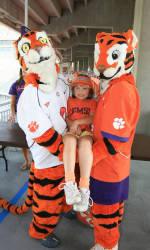 Tiger Cub Birthday Party Information for Saturday, September 27