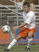 Men's Soccer Falls To NC State, 2-0