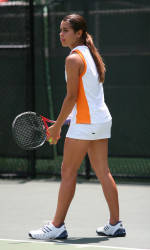 Tiger Tennis Player Kathi Gerber Named A 2006 ITA Scholar Athlete